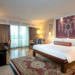 Отель Siam Bayshore Resort Pattaya 5* Номер Делюкс с различными типами кроватей фото 27