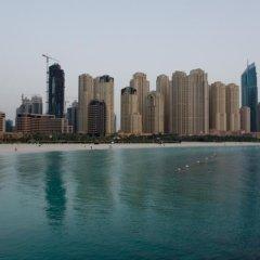 Отель Jumeirah Beach Residence Clusters бассейн