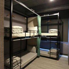 Backpackers Hostel-Ximending branch Стандартный номер с различными типами кроватей фото 4