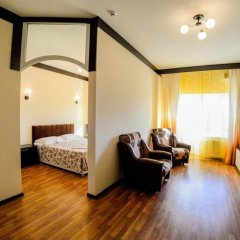 Гостиница Виноградная лоза Улучшенный номер с 2 отдельными кроватями фото 4