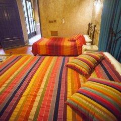 Отель La petite kasbah Марокко, Загора - отзывы, цены и фото номеров - забронировать отель La petite kasbah онлайн комната для гостей фото 2