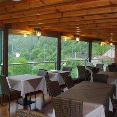 Отель Hostal Monte Rio питание фото 3