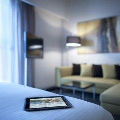 Отель Centro Capital Centre By Rotana 3* Стандартный номер с различными типами кроватей фото 2
