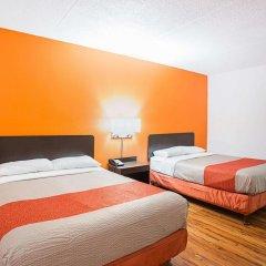 Отель Motel 6 Vicksburg, MS 2* Стандартный номер с различными типами кроватей фото 11