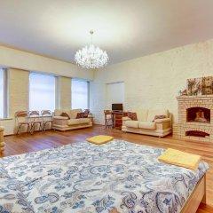 Апартаменты СТН эконом комната для гостей фото 5