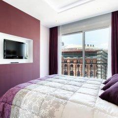 Отель Arenas View Plaza de España Испания, Барселона - отзывы, цены и фото номеров - забронировать отель Arenas View Plaza de España онлайн комната для гостей фото 2