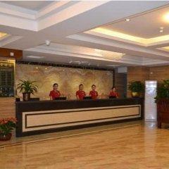 Guangzhou JinTang Hotel интерьер отеля