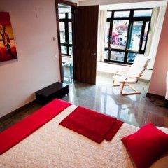 Отель Apartamentos Abaco комната для гостей фото 3