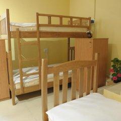 Хостел Anchi Кровать в общем номере с двухъярусной кроватью