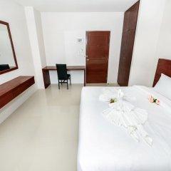 Отель The Topaz Residence 3* Улучшенный номер разные типы кроватей фото 2