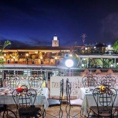 Отель AGNAOUE Марракеш гостиничный бар