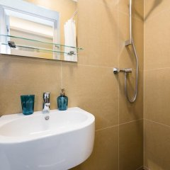 Отель Ostrovni Astra Apartment Чехия, Прага - отзывы, цены и фото номеров - забронировать отель Ostrovni Astra Apartment онлайн ванная фото 2