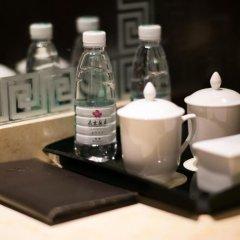 Jinjiang Nanjing Hotel 4* Стандартный номер разные типы кроватей фото 2