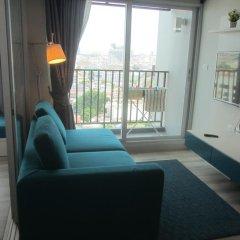 Отель Centric Sea Pattaya Апартаменты с различными типами кроватей фото 46