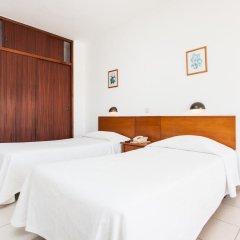 Отель Don Tenorio Aparthotel 3* Стандартный номер двуспальная кровать фото 3