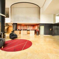 Отель Doubletree By Hilton Mexico City Santa Fe Мехико парковка