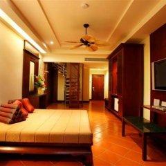 Отель Duangjitt Resort, Phuket 5* Семейный люкс с двуспальной кроватью фото 4