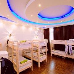 Bm Hostel Arbat Кровать в общем номере двухъярусные кровати фото 4