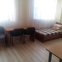 Hostel Vitan Стандартный семейный номер разные типы кроватей фото 4