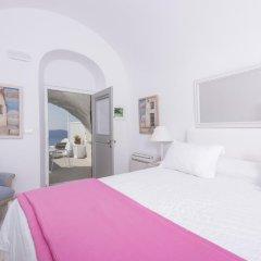 Отель Aqua Luxury Suites Люкс с различными типами кроватей фото 11