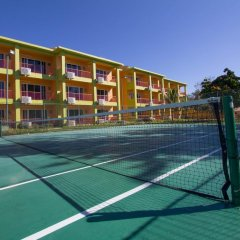 Отель Oasis Resort спортивное сооружение