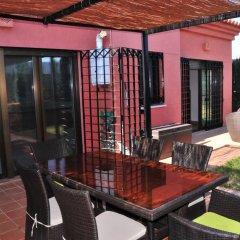 Отель Casa Carmen балкон