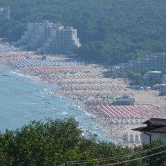 Отель Villa Lucia Болгария, Балчик - отзывы, цены и фото номеров - забронировать отель Villa Lucia онлайн пляж фото 2