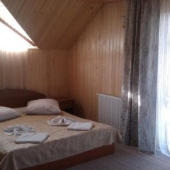 Гостиница Zoriana комната для гостей фото 2