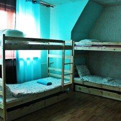 Хостел Джон Леннон Кровать в общем номере с двухъярусными кроватями фото 9