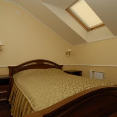 Гостиничный комплекс Купеческий клуб Бор комната для гостей фото 2