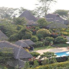 Отель The Pelican Lodge 4* Номер Делюкс с различными типами кроватей