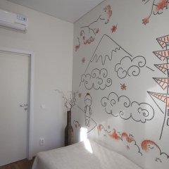 Хостел География Казань Стандартный номер 2 отдельными кровати (общая ванная комната) фото 9