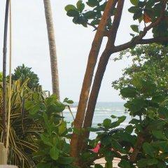 Отель Thaproban Beach House 3* Номер Делюкс с двуспальной кроватью фото 8