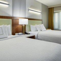 Отель SpringHill Suites Las Vegas Convention Center Студия Делюкс с различными типами кроватей фото 3