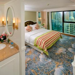 Central Hotel Jingmin 5* Апартаменты с 2 отдельными кроватями фото 6