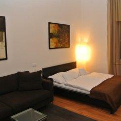 Отель DoMo Apartments Чехия, Прага - отзывы, цены и фото номеров - забронировать отель DoMo Apartments онлайн комната для гостей фото 5