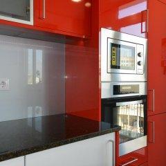 Отель Flat in Porto- Boavista Апартаменты разные типы кроватей фото 4