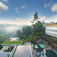 Padma Hotel Bandung 5* Номер Делюкс с различными типами кроватей фото 6