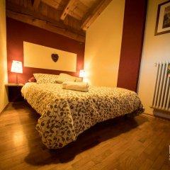 Отель B&B Il Girasole Аоста комната для гостей фото 5