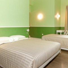 Hotel Leiria Classic - Hostel Стандартный семейный номер разные типы кроватей фото 4