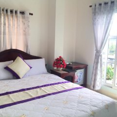 Dac Dat Hotel комната для гостей фото 4