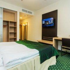 Гостиница Грин Сити 3* Стандартный номер разные типы кроватей фото 5