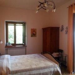 Отель B&B Monte Brusara Равелло комната для гостей фото 2