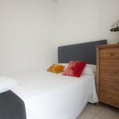 Отель Carmen Apartments Испания, Валенсия - отзывы, цены и фото номеров - забронировать отель Carmen Apartments онлайн комната для гостей фото 2