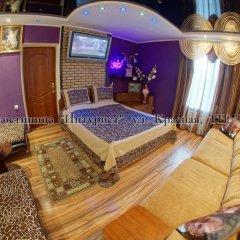 Гостиница Императрица Номер Делюкс с разными типами кроватей фото 35