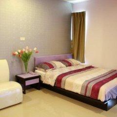 Отель Netprasom Residence Таиланд, Бангкок - отзывы, цены и фото номеров - забронировать отель Netprasom Residence онлайн комната для гостей фото 2