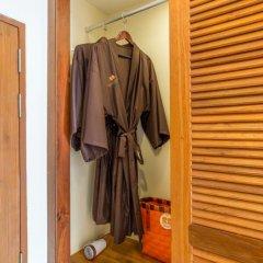 Отель Srisuksant Resort 4* Улучшенный номер с различными типами кроватей фото 12