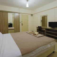 Апартаменты Gems Park Apartment Стандартный номер двуспальная кровать фото 20