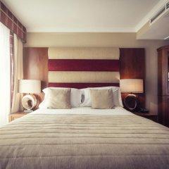 Отель Carlton George Hotel Великобритания, Глазго - отзывы, цены и фото номеров - забронировать отель Carlton George Hotel онлайн комната для гостей фото 2