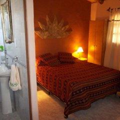 Отель Cabañas La Higinia Сан-Рафаэль ванная
